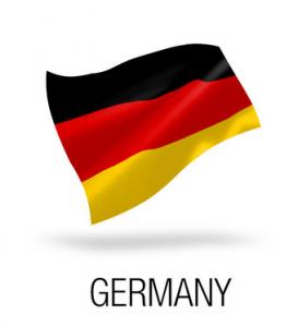 pozycjonowanie zagraniczne - Niemcy flaga