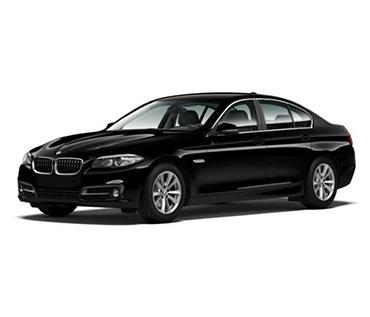 buiness taxi czarne BMW